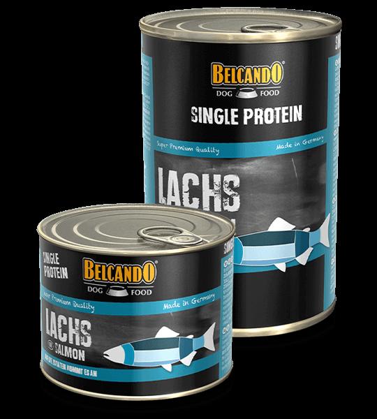 Belcando-Single-Protein-Lachs-Composing