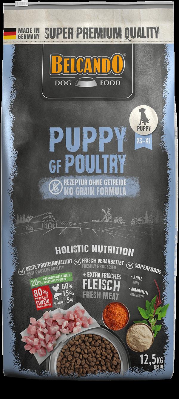 Belcando-Puppy-GF-Gravy-12kg-front