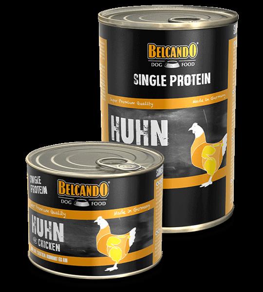 Belcando-Single-Protein-Huhn-Composing